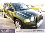 2007 Jeep Compass Limited - 2.4L - 4WD in Woodbridge, Ontario