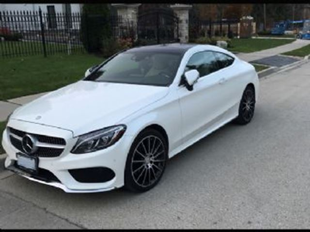 2017 mercedes benz c class c300 4matic loaded for Mercedes benz payment calculator