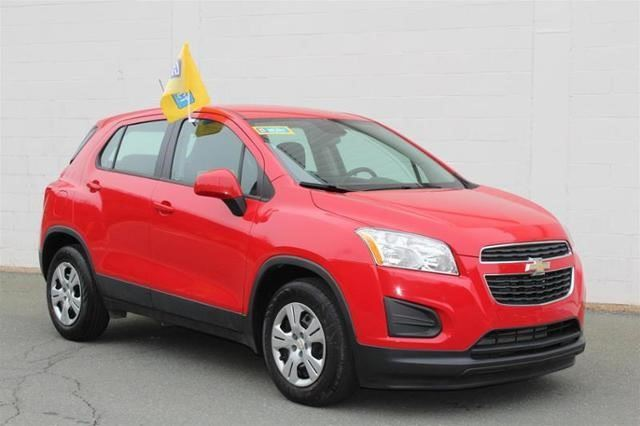 2015 CHEVROLET TRAX LS in St John's, Newfoundland And Labrador