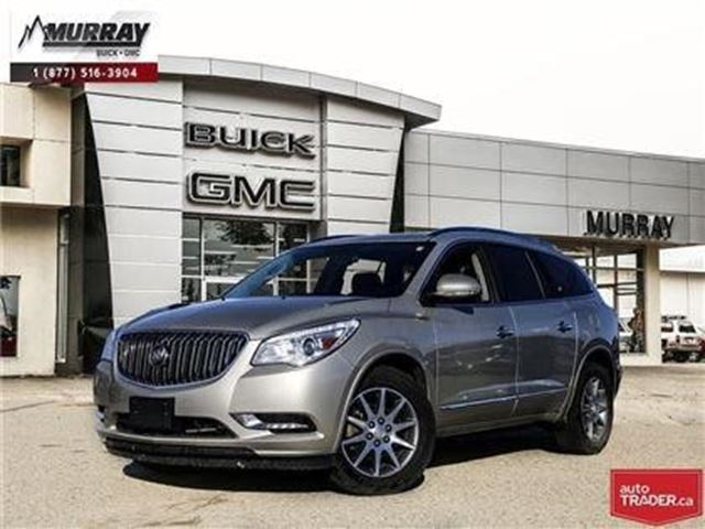 2013 Buick Enclave Leather in Penticton, British Columbia