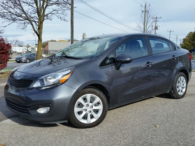 2013 KIA RIO LX in Cambridge, Ontario