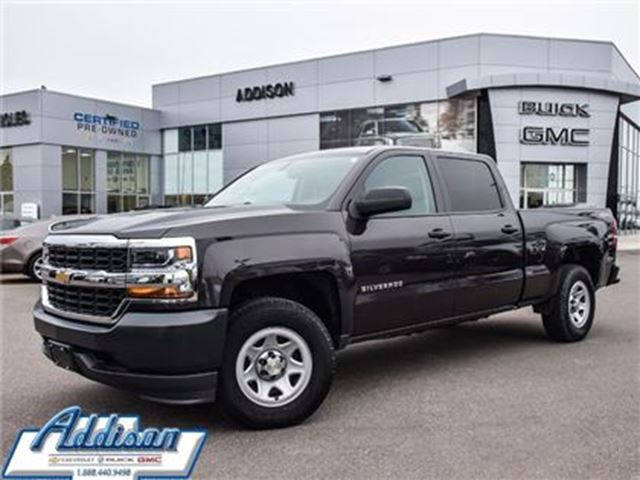 2016 CHEVROLET Silverado 1500 One owner, accident free in Mississauga, Ontario
