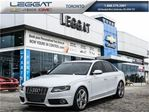 2010 Audi S4 RAW HP, Leather, Sunroof, Navi and a ton more in Rexdale, Ontario