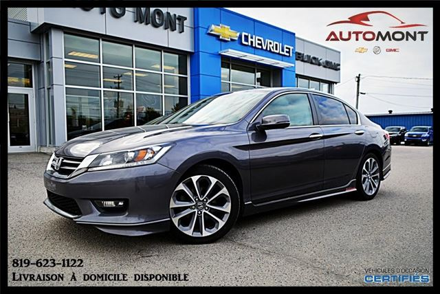 2014 Honda Accord  Sport in Mont-Laurier, Quebec