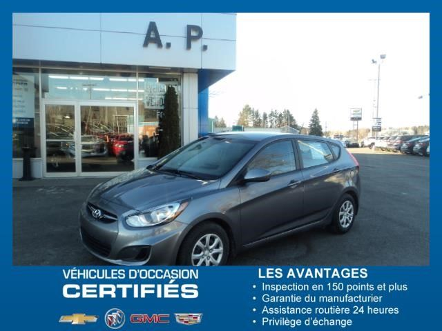2014 Hyundai Accent GL in New Richmond, Quebec