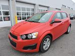 2013 Chevrolet Sonic LT in Saint-Hubert, Quebec