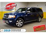 2017 Ford Expedition PLATINUM NAV, ROOF, LEATHER in Ottawa, Ontario