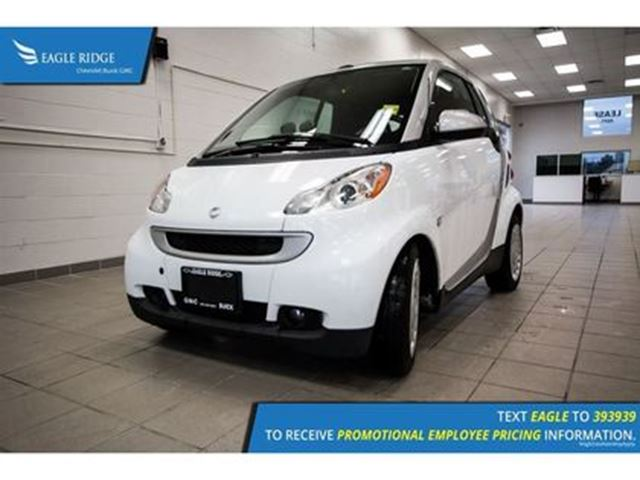 2008 SMART FORTWO Passion Heated Seats, A/C, CD Player in Coquitlam, British Columbia
