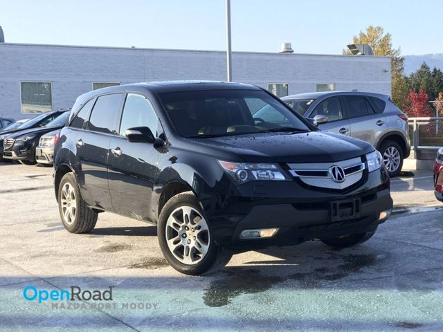 2009 ACURA MDX A/T AWD Local Bluetooth AUX Navi Sunroof Leathe in Port Moody, British Columbia