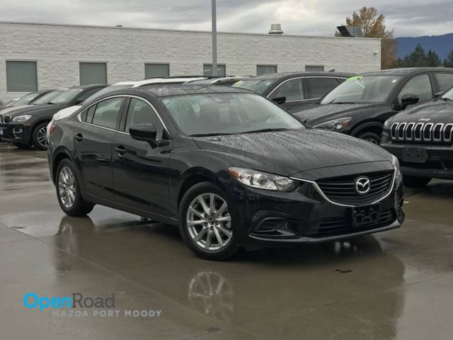 2017 MAZDA MAZDA6 GS A/T Local Low Kms Blueooth USB AUX Navi Crui in Port Moody, British Columbia