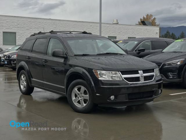 2010 DODGE JOURNEY SE A/T No Accident Local Bluetooth AUX DVD Play in Port Moody, British Columbia