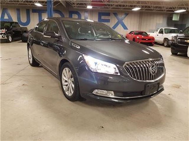 2016 BUICK LACROSSE Leather in Edmonton, Alberta