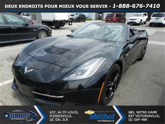 2016 Chevrolet Corvette 3LT in Plessisville, Quebec