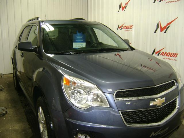 2013 CHEVROLET Equinox LT in Matane, Quebec