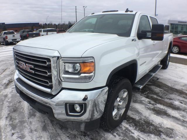 2017 GMC SIERRA 2500  SLE in Thunder Bay, Ontario