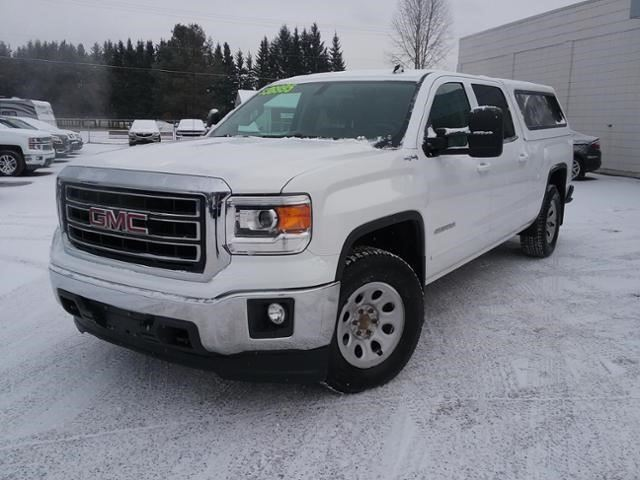 2014 GMC SIERRA 1500 SLE in Smithers, British Columbia