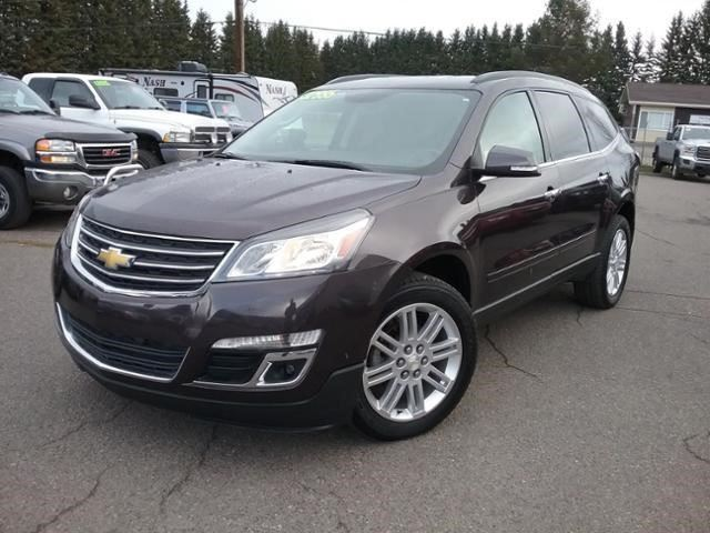 2015 CHEVROLET TRAVERSE LT in Smithers, British Columbia