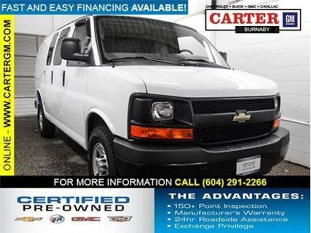 2014 CHEVROLET EXPRESS 1500           in Burnaby, British Columbia