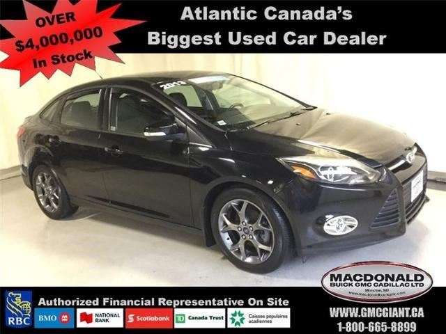 2013 Ford Focus SE in Moncton, New Brunswick