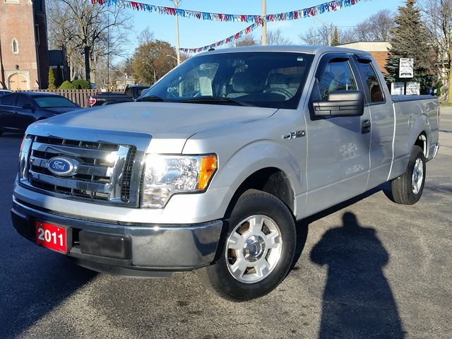 2011 Ford F-150 XLT,ALLOYS,HARD BOX COVER in Dunnville, Ontario
