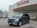 2013 Mercedes-Benz M-Class ML350 ML 350 BlueTEC  in Midland, Ontario