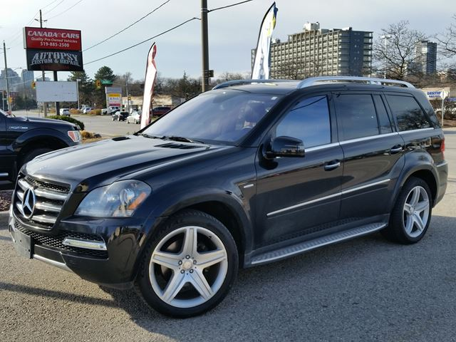 2012 MERCEDES-BENZ GL-CLASS GL 550 in Waterloo, Ontario