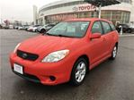 2008 Toyota Matrix XR - Well Maintained - Certified! in Stouffville, Ontario