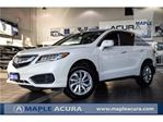2016 Acura RDX Tech Pkg, Navi, Acura Watch Safety System. in Maple, Ontario