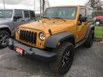 2014 Jeep Wrangler SPORT**HARDTOP**AIR CONDITIONING**ALLOY WHEELS** in Mississauga, Ontario