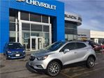 2017 Buick Encore Sport Touring AWD ONE OWNER ROOF NAV!!! in Orillia, Ontario