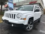2016 Jeep Patriot HIGH ALTITUDE 4X4/LEATHER/SUNROOF in Mississauga, Ontario