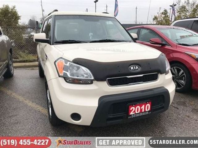 2010 KIA SOUL 2.0L 2u   HEATED SEATS   BLUETOOTH in London, Ontario