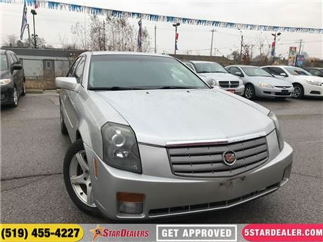 2006 CADILLAC CTS 2.8L   LEATHER   HEATED SEATS in London, Ontario
