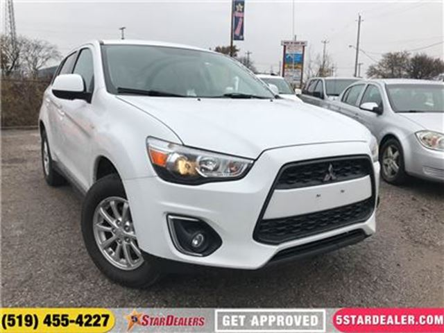 2015 MITSUBISHI RVR SE   AWD   AS GOOD AS NEW in London, Ontario