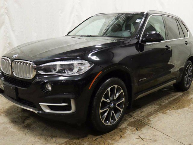 2015 BMW X5 xDrive35i AWD w/ Leather, Navigation and Backup Camera in Edmonton, Alberta