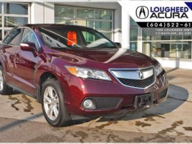 2013 ACURA RDX Base w/Technology Package in Coquitlam, British Columbia