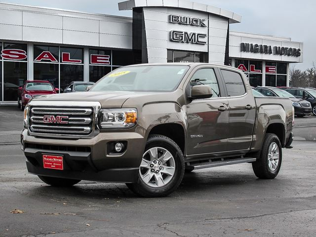 2015 GMC Canyon SLE Crew Cab 2WD Long Box in Virgil, Ontario