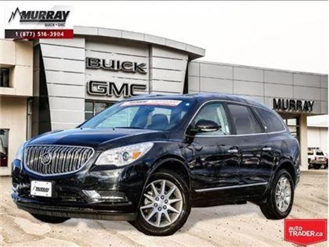 2015 BUICK ENCLAVE Leather in Penticton, British Columbia