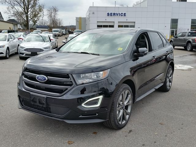 2018 ford edge sport orillia ontario car for sale 2927988. Black Bedroom Furniture Sets. Home Design Ideas
