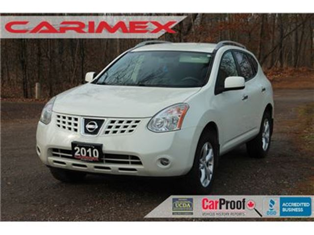 2010 NISSAN ROGUE SL in Kitchener, Ontario