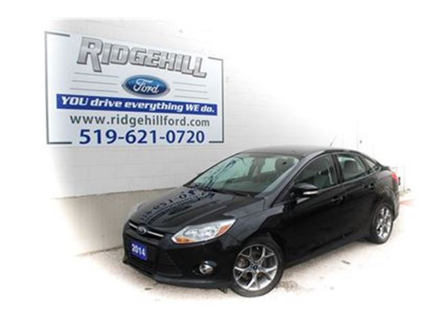 2014 FORD FOCUS SE  HEATED SEATS  ALLOY WHEELS in Cambridge, Ontario