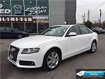 2010 Audi A4 2.0T / LEATHER / SUNROOF / CLEAN CARPROOF!!! in Toronto, Ontario