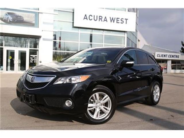 2015 ACURA RDX Technology Package 19213KMS!!! in London, Ontario