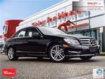 2013 Mercedes-Benz C-Class C 300 4MATIC - Available in Excellent Condition in Thornhill, Ontario