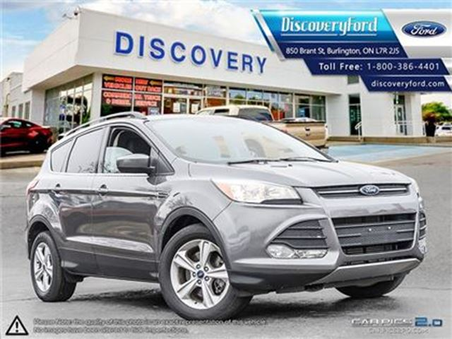 2014 FORD Escape SE with 27000kms in Burlington, Ontario