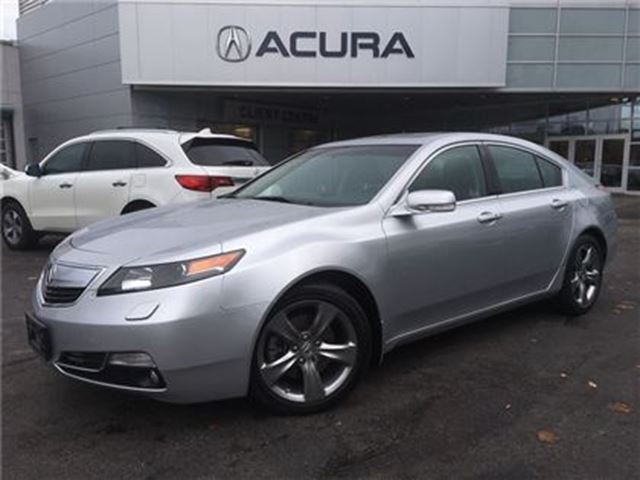 2012 ACURA TL TECH   OFFLEASE   0.9%   1000$OFF   LEATHER   AWD in Burlington, Ontario