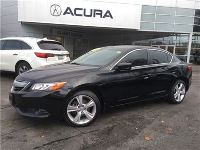 2015 ACURA ILX PREMIUM   TINT   2.9%   LEATHER   OFFLEASE   FWD in Burlington, Ontario