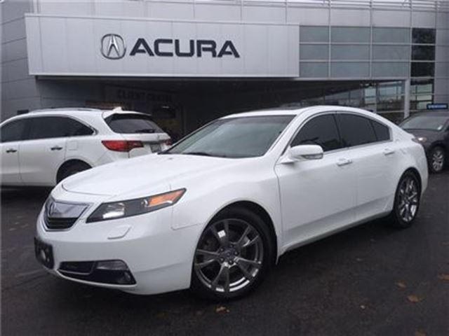 2013 ACURA TL ELITE   0.9%   TINT   WARRANTY   NAVI   1000$OFF in Burlington, Ontario