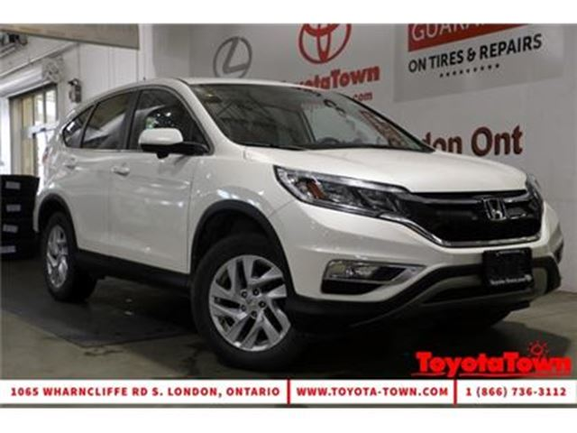 2015 HONDA CR-V AWD EX-L LEATHER HEATED SEATS MOONROOF in London, Ontario