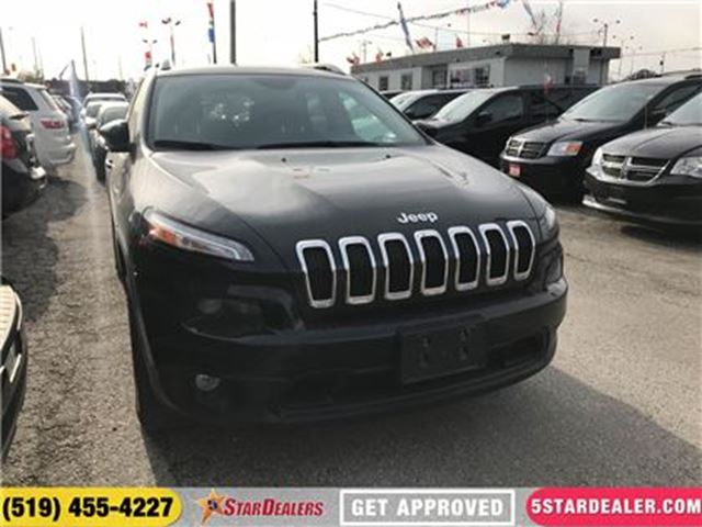 2015 JEEP CHEROKEE North   AWD   HEATED SEATS in London, Ontario
